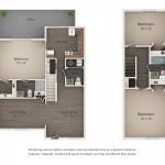 Park Place Designer Series 3 Bedroom