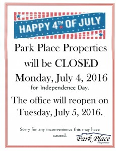 July4thCLOSED