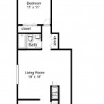 Jamestown Standard 1 Bedroom