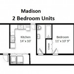 Madison Premium Two Bedroom