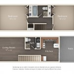 Park Place Designer Series 2 Bedroom